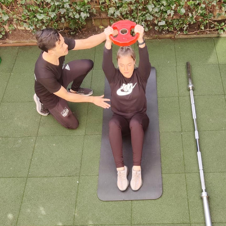 personal training chandra