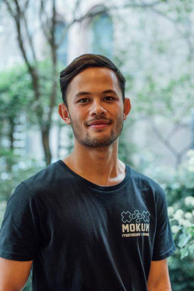 Chandra Napitupulu Fysiotherapeut Personal Trainer