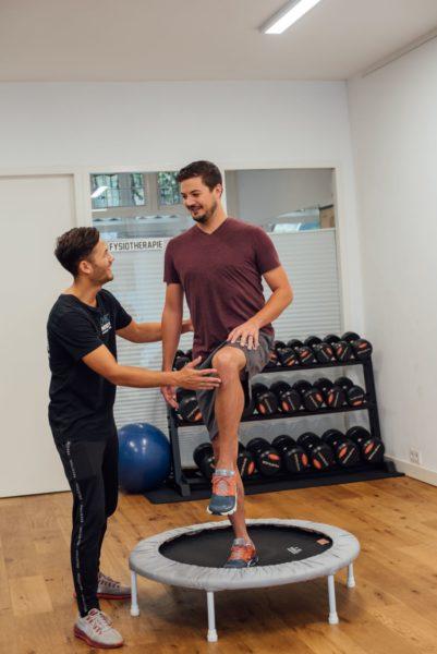 Sportfysio bij Mokum Fysiotherapie