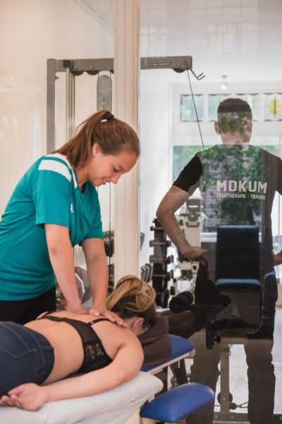Manuele therapie bij Mokum FT