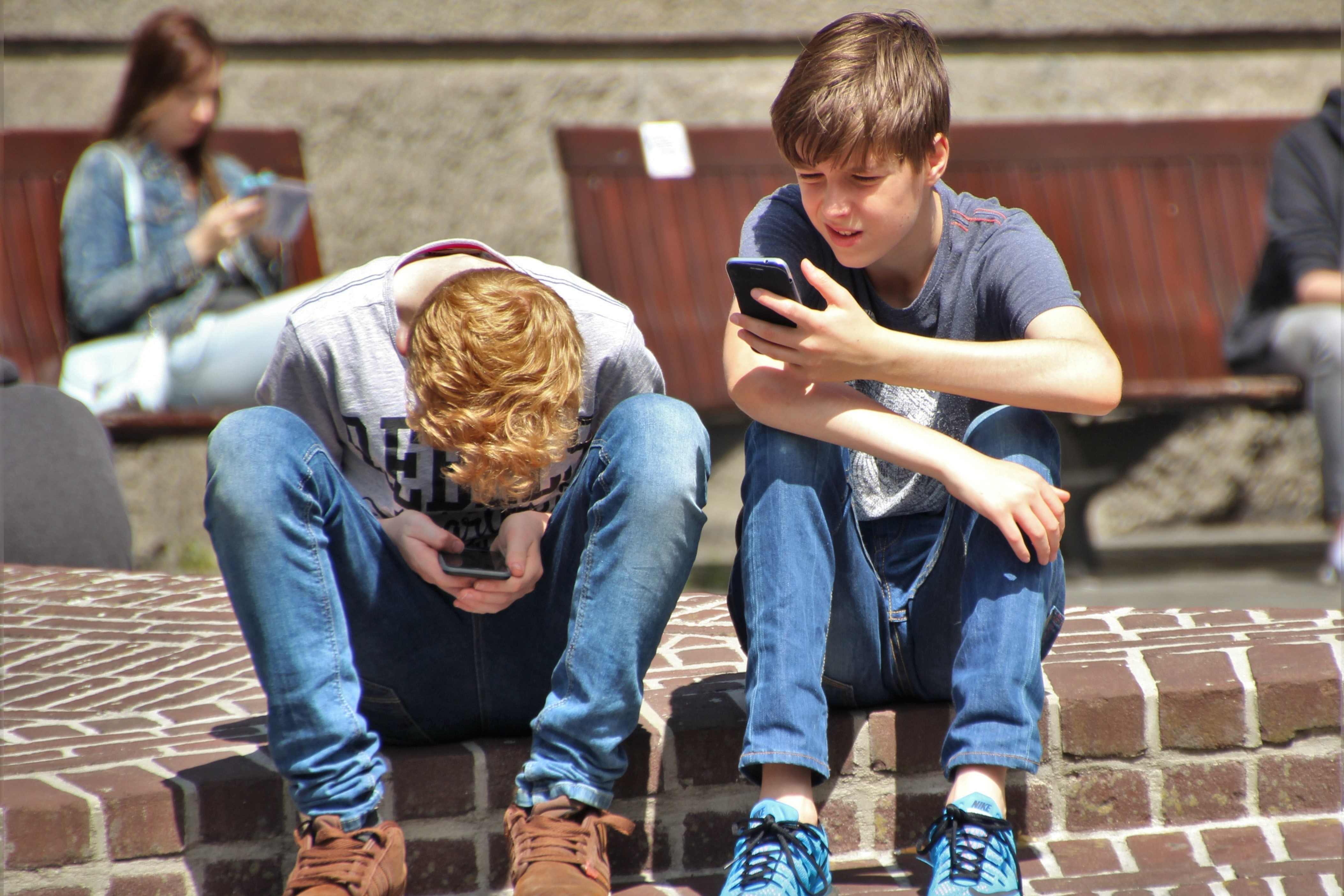 fysio bij jongeren